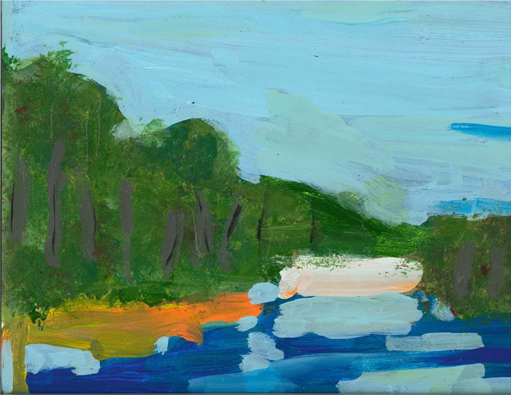 CA-LArche_Hamilton-Michael_Mattice-Canadian_Lake-Acrylic_paint-2010