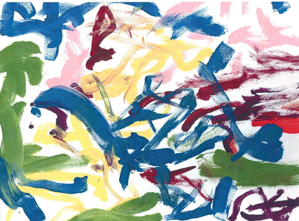 CA-LArche_North_Bay-Chantal_Pineault-Spring_Energy-30.5x40.6-Water_Color-2009